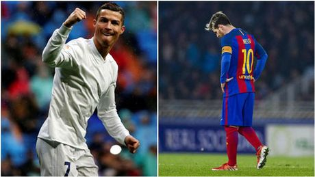 Sieu kinh dien Barcelona - Real Madrid: Vo vong cho ke bam duoi - Anh 1