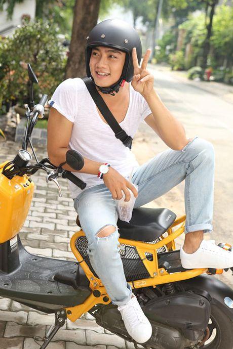Sau giai thuong tai Nhat, Truong Quang Thinh lam phim cho teen - Anh 4