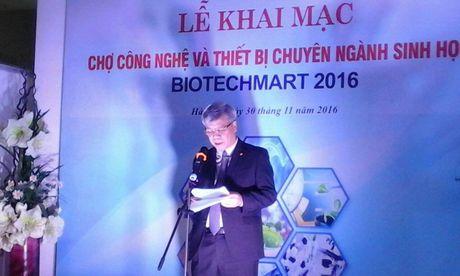 Cong nghe sinh hoc Viet Nam phat trien vuot bac - Anh 1