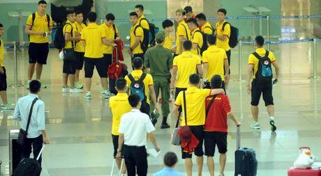 Tuyen Viet Nam vui ve len duong sang Indo da tran ban ket AFF Cup - Anh 1