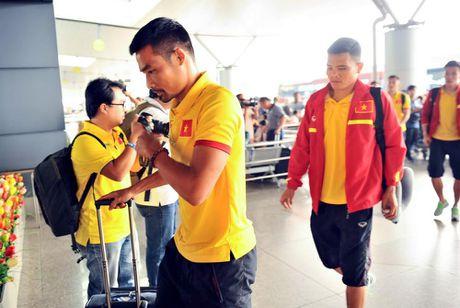 Tuyen Viet Nam vui ve len duong sang Indo da tran ban ket AFF Cup - Anh 5
