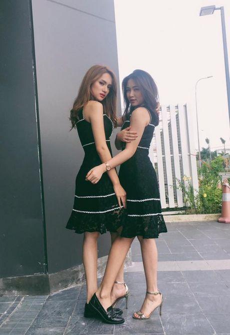 Huong Giang Idol chi trich Hoa Minzy vi hinh xam tren nguc - Anh 2