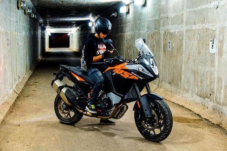 KTM Adventure 1050 - lua chon tot nhat trong tam gia - Anh 1