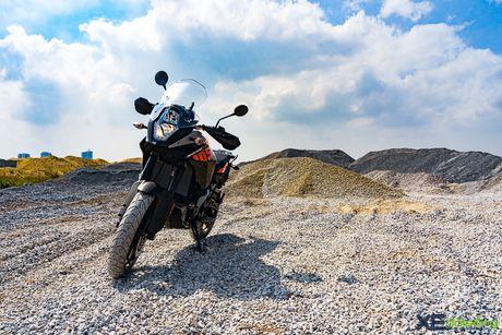 KTM Adventure 1050 - lua chon tot nhat trong tam gia - Anh 4