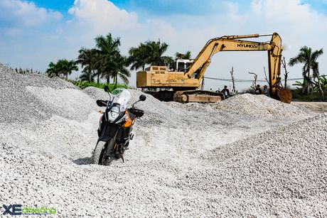 KTM Adventure 1050 - lua chon tot nhat trong tam gia - Anh 5