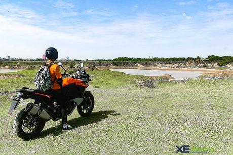 KTM Adventure 1050 - lua chon tot nhat trong tam gia - Anh 8