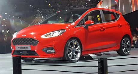 Ford Fiesta 2017 trinh lang, them phien ban gam cao - Anh 12