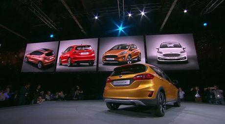 Ford Fiesta 2017 trinh lang, them phien ban gam cao - Anh 15