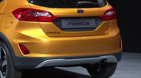 Ford Fiesta 2017 trinh lang, them phien ban gam cao - Anh 17