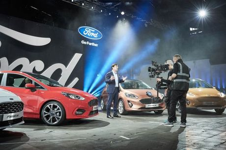 Ford Fiesta 2017 trinh lang, them phien ban gam cao - Anh 18