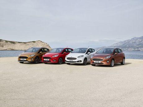 Ford Fiesta 2017 trinh lang, them phien ban gam cao - Anh 2