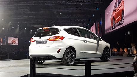 Ford Fiesta 2017 trinh lang, them phien ban gam cao - Anh 3