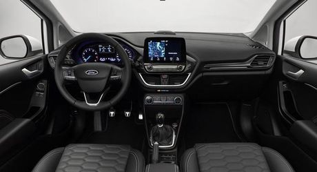 Ford Fiesta 2017 trinh lang, them phien ban gam cao - Anh 4