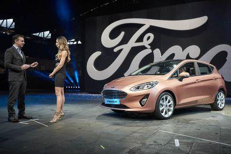 Ford Fiesta 2017 trinh lang, them phien ban gam cao - Anh 5