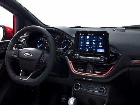 Ford Fiesta 2017 trinh lang, them phien ban gam cao - Anh 6