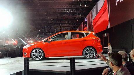 Ford Fiesta 2017 trinh lang, them phien ban gam cao - Anh 8