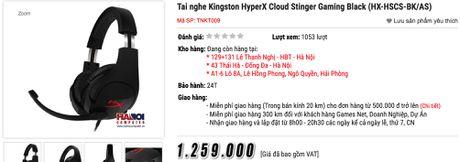 Boc tem dung thu hang moi Kingston HyperX Cloud Stinger - Anh 15