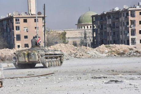 Syria muon gianh lai Aleppo truoc khi ong Trump nham chuc - Anh 1