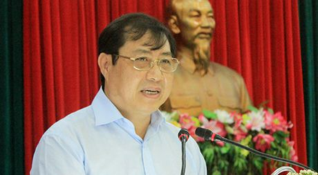 Chu tich Da Nang: Khong co cho dung thu toi pham - Anh 1