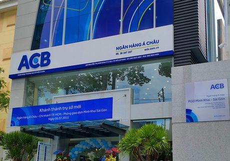ACB bat ngo phat hanh 1.500 ty dong trai phieu - Anh 1