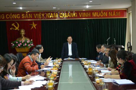 Quan Hoang Mai: Can xay dung tot thuong hieu nong san - Anh 1