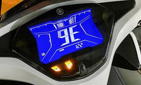 Yamaha NVX mo canh tranh Honda SH moi tai Viet Nam - Anh 2