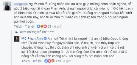 Vua lay lai duoc Facebook, Phan Anh bat ngo bi doi tien tu thien - Anh 5