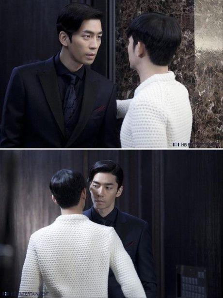 'Ac nhan' phim 'Vi sao dua anh toi' hanh phuc len chuc bo - Anh 3