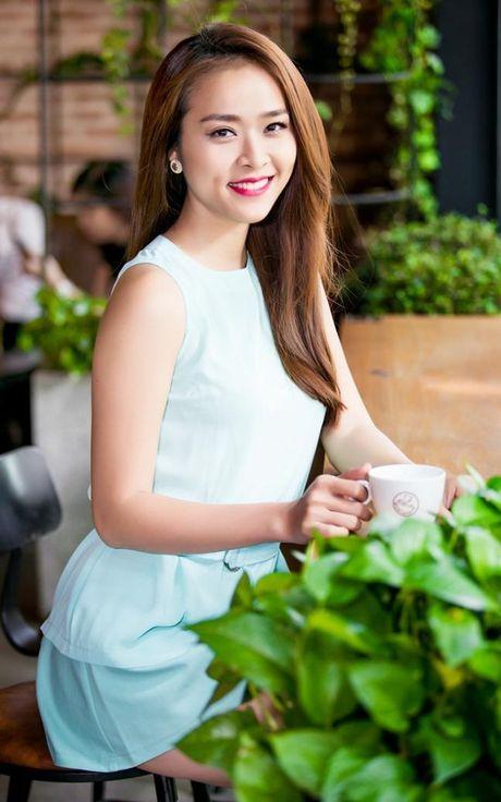 Diep Bao Ngoc: Nu dien vien mang ve dep cua mot Hoa hau - Anh 1