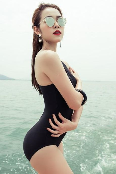 Diep Bao Ngoc: Nu dien vien mang ve dep cua mot Hoa hau - Anh 4