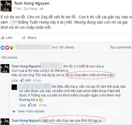 Ganh ty voi nhung khoanh khac cham con 'gioi hon ca vo' cua Tuan Hung - Anh 21