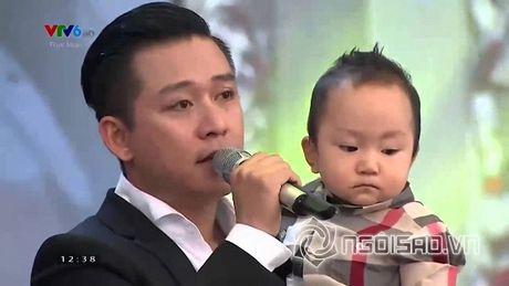 Ganh ty voi nhung khoanh khac cham con 'gioi hon ca vo' cua Tuan Hung - Anh 9