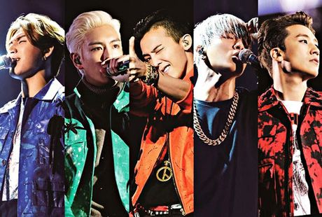 YG Entertainment: 2016 den toi khong co nghia 2017 cung vay! - Anh 7