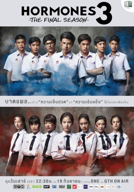 Nhung series phim Thai khong chi nhieu, ma la rat nhieu trai xinh gai dep! - Anh 11