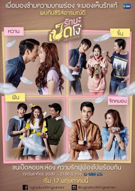 Nhung series phim Thai khong chi nhieu, ma la rat nhieu trai xinh gai dep! - Anh 4