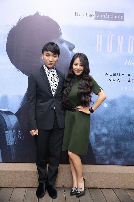 Hung Dong: Cuoc choi lon cua nguoi nghe si tre - Anh 2