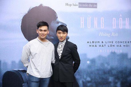 Thu Phuong, ca nuong Kieu Anh cung gop mat trong live concert cua Hoang Rob - Anh 3