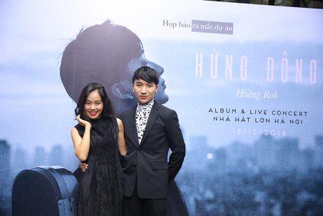 Thu Phuong, ca nuong Kieu Anh cung gop mat trong live concert cua Hoang Rob - Anh 5