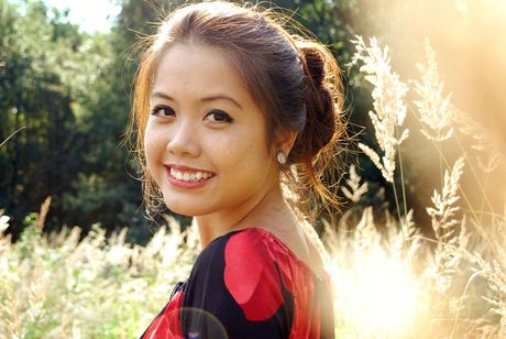 Co gai di qua 27 nuoc: Viet blog de khong quen tieng Viet! - Anh 2