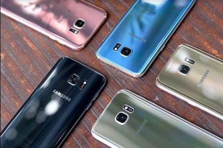 Nhung sac mau 'trieu Like' tren bo suu tap Galaxy S7/S7 edge - Anh 1