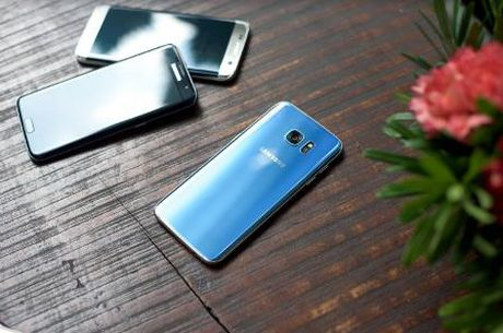 Nhung sac mau 'trieu Like' tren bo suu tap Galaxy S7/S7 edge - Anh 3