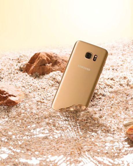 Nhung sac mau 'trieu Like' tren bo suu tap Galaxy S7/S7 edge - Anh 6