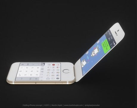 Apple co the phat trien iPhone nap gap trong tuong lai? - Anh 1