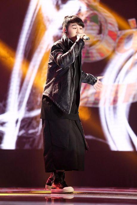 Pham Tran Phuong voi 'Khong gio' gay bao Sing My Song - Anh 1