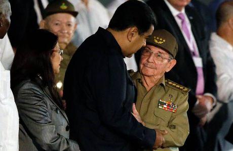 Lanh dao quoc te tuong niem Chu tich Fidel Castro - Anh 1