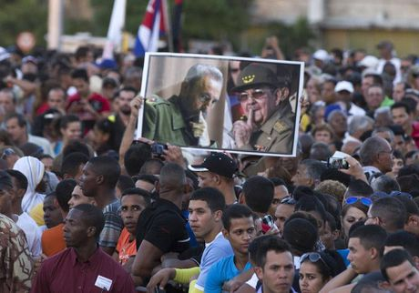 Lanh dao quoc te tuong niem Chu tich Fidel Castro - Anh 2