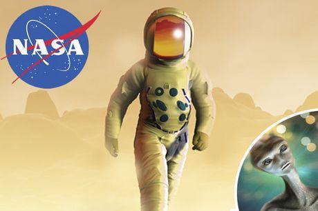 NASA so Trai dat bi su song ngoai hanh tinh tham nhap - Anh 1