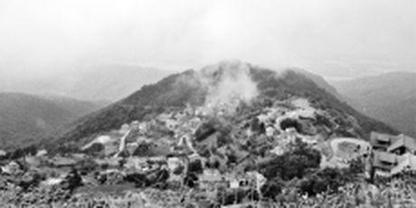 Tam Dao trong may - Anh 1