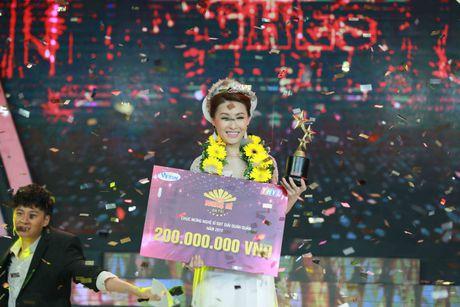 Vinh Thuyen Kim dang quang Nguoi nghe si da tai 2016 - Anh 1