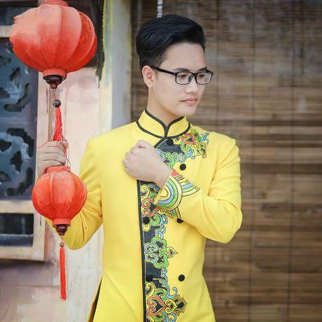12 chang trai noi bat nhat Dai hoc Quoc gia Ha Noi - Anh 1